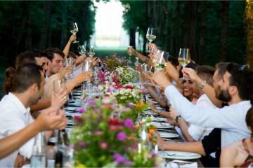 Nebojte sa svadby na záhrade