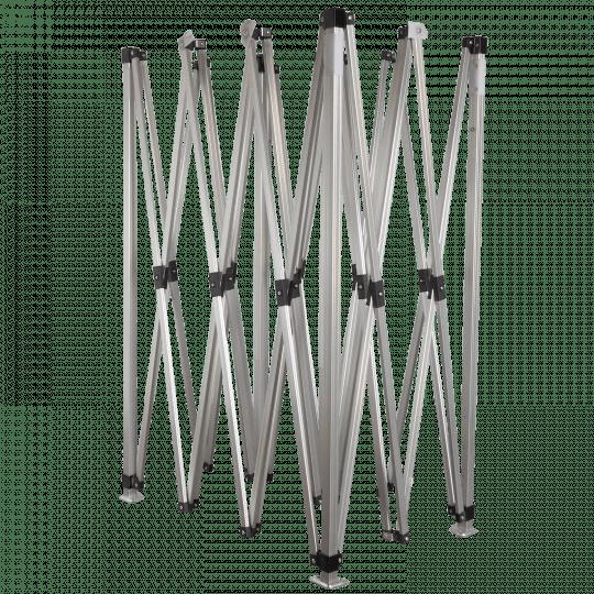 Konštrukcia hliníková rozmer 3x4,5m