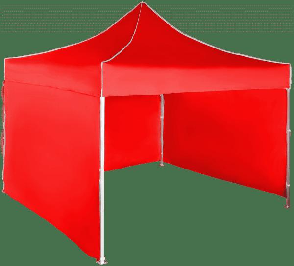 Rýchlorozkladací nožnicový stan 3x3m – hliníkový
