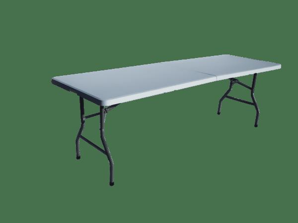 Rozkladací plastový stôl