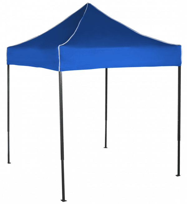Rýchlorozkladací nožnicový stan 2x2m – oceľový