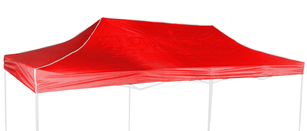 Strešná plachta 6x3m - hexagon